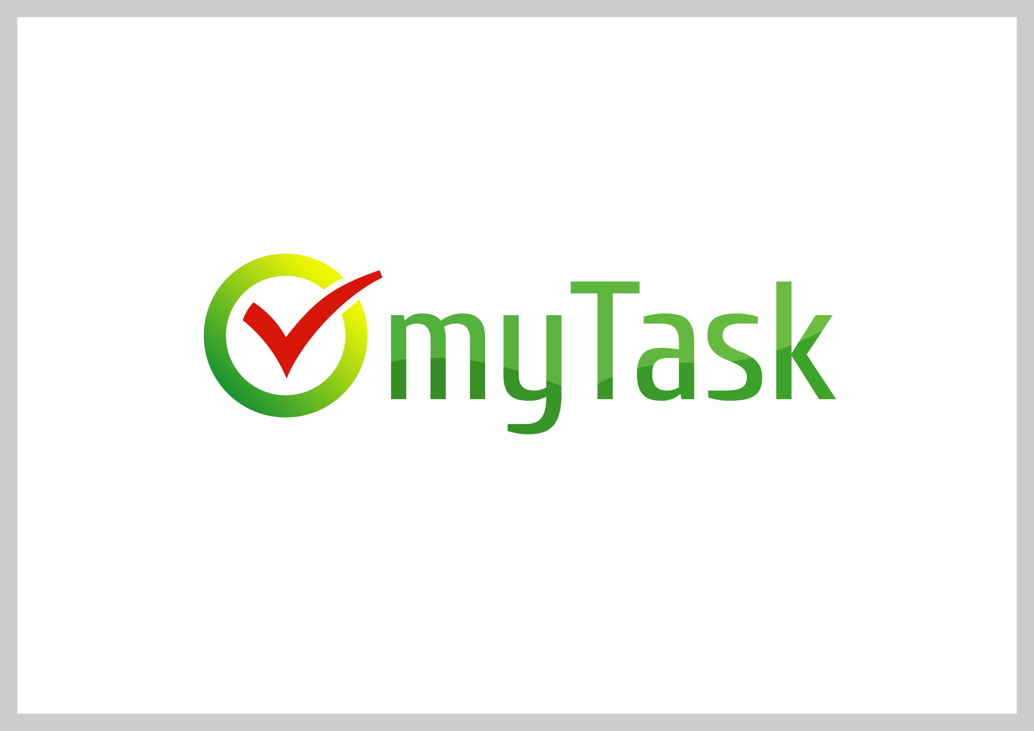 Доработка логотипа компании myTask - дизайнер LiebeMarina