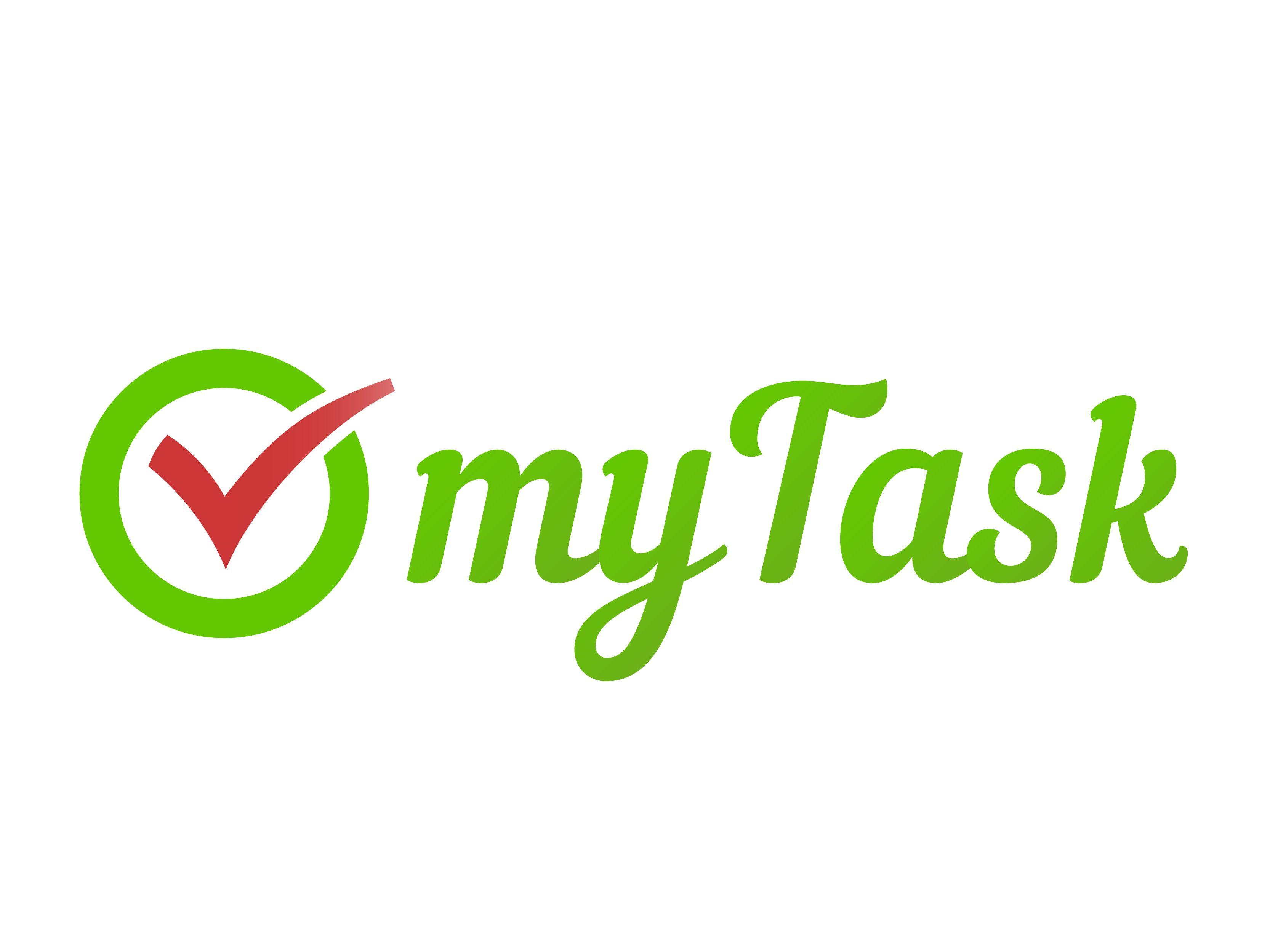 Доработка логотипа компании myTask - дизайнер bart9339