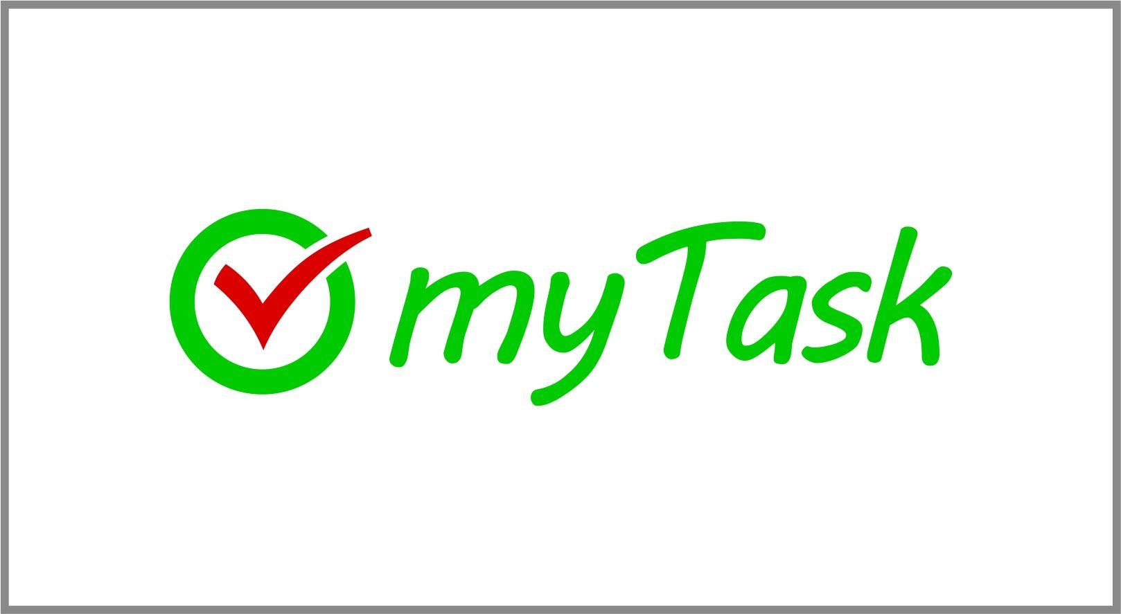 Доработка логотипа компании myTask - дизайнер Saidmir