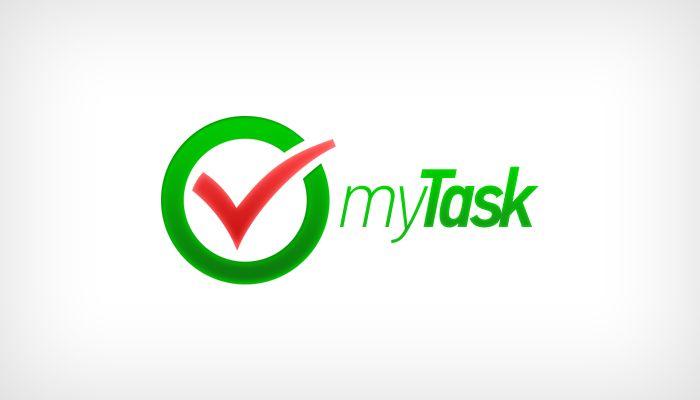 Доработка логотипа компании myTask - дизайнер monlime
