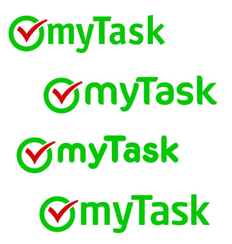 Доработка логотипа компании myTask - дизайнер laik2167