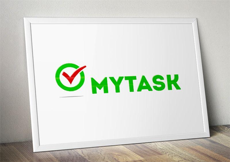 Доработка логотипа компании myTask - дизайнер Zhe_ka