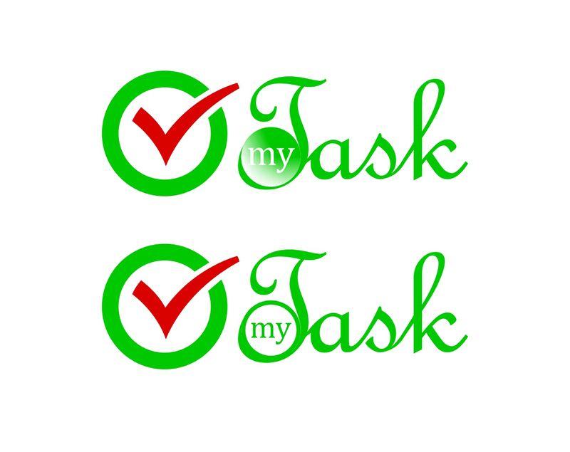 Доработка логотипа компании myTask - дизайнер juneadder2