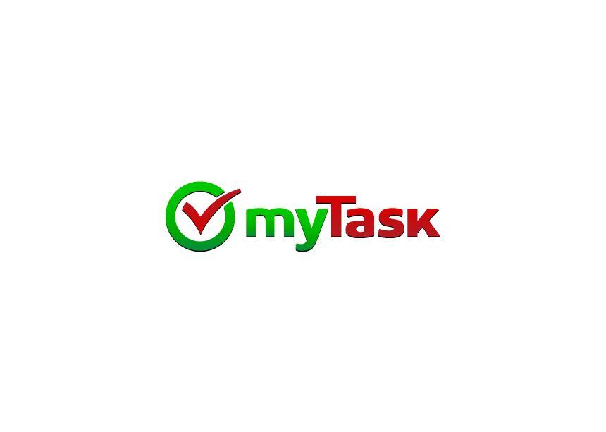 Доработка логотипа компании myTask - дизайнер zanru