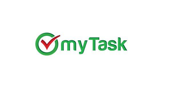 Доработка логотипа компании myTask - дизайнер peps-65