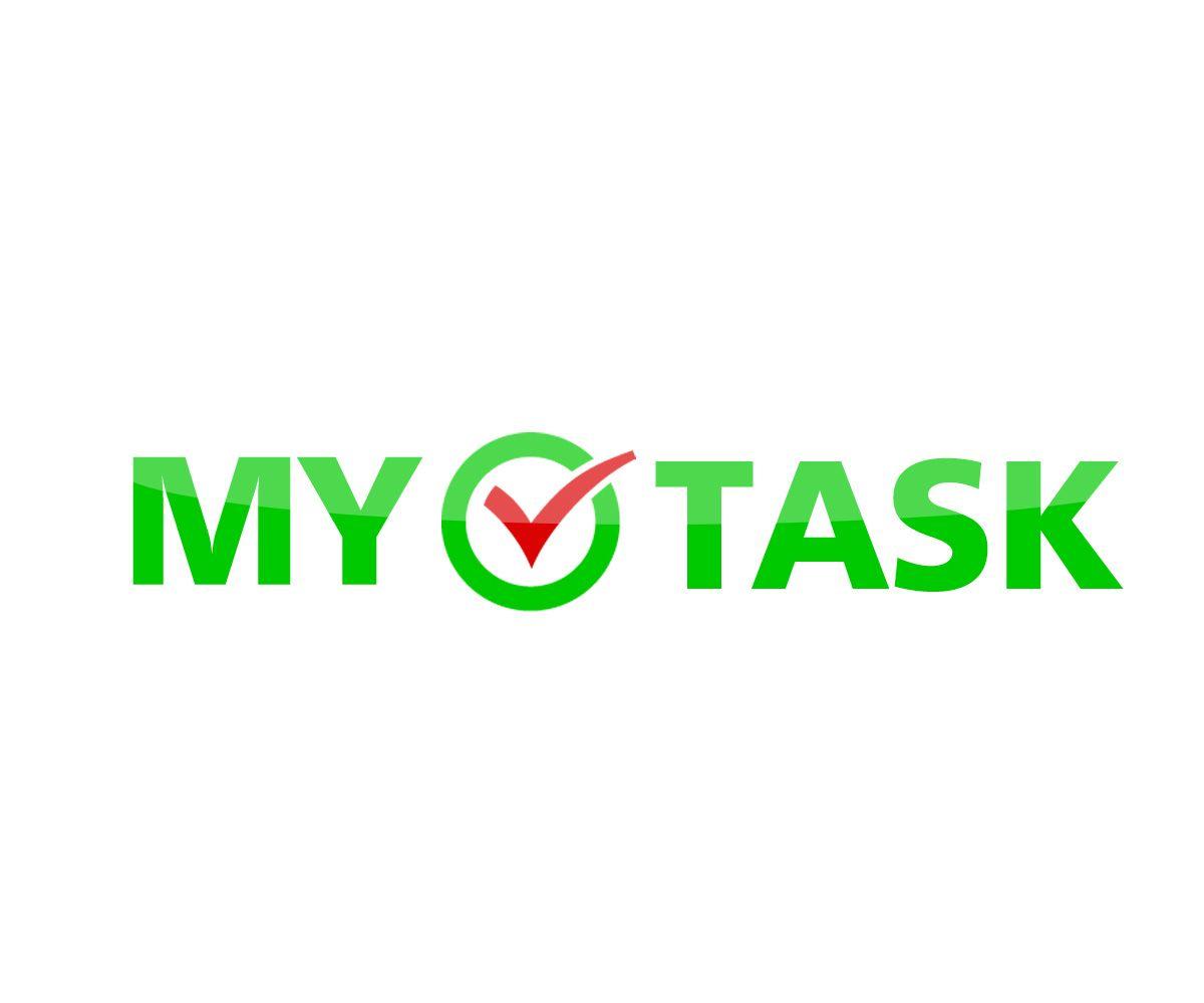 Доработка логотипа компании myTask - дизайнер JulySprite