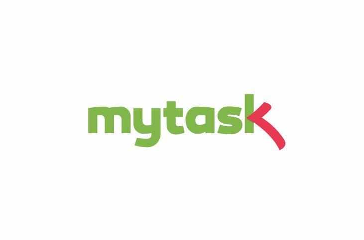Доработка логотипа компании myTask - дизайнер dub8