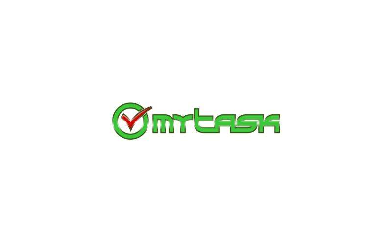 Доработка логотипа компании myTask - дизайнер novayai