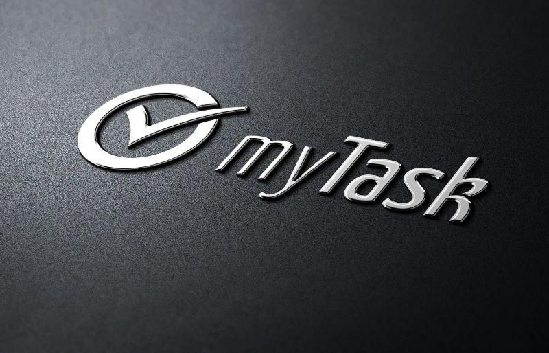 Доработка логотипа компании myTask - дизайнер Soazera