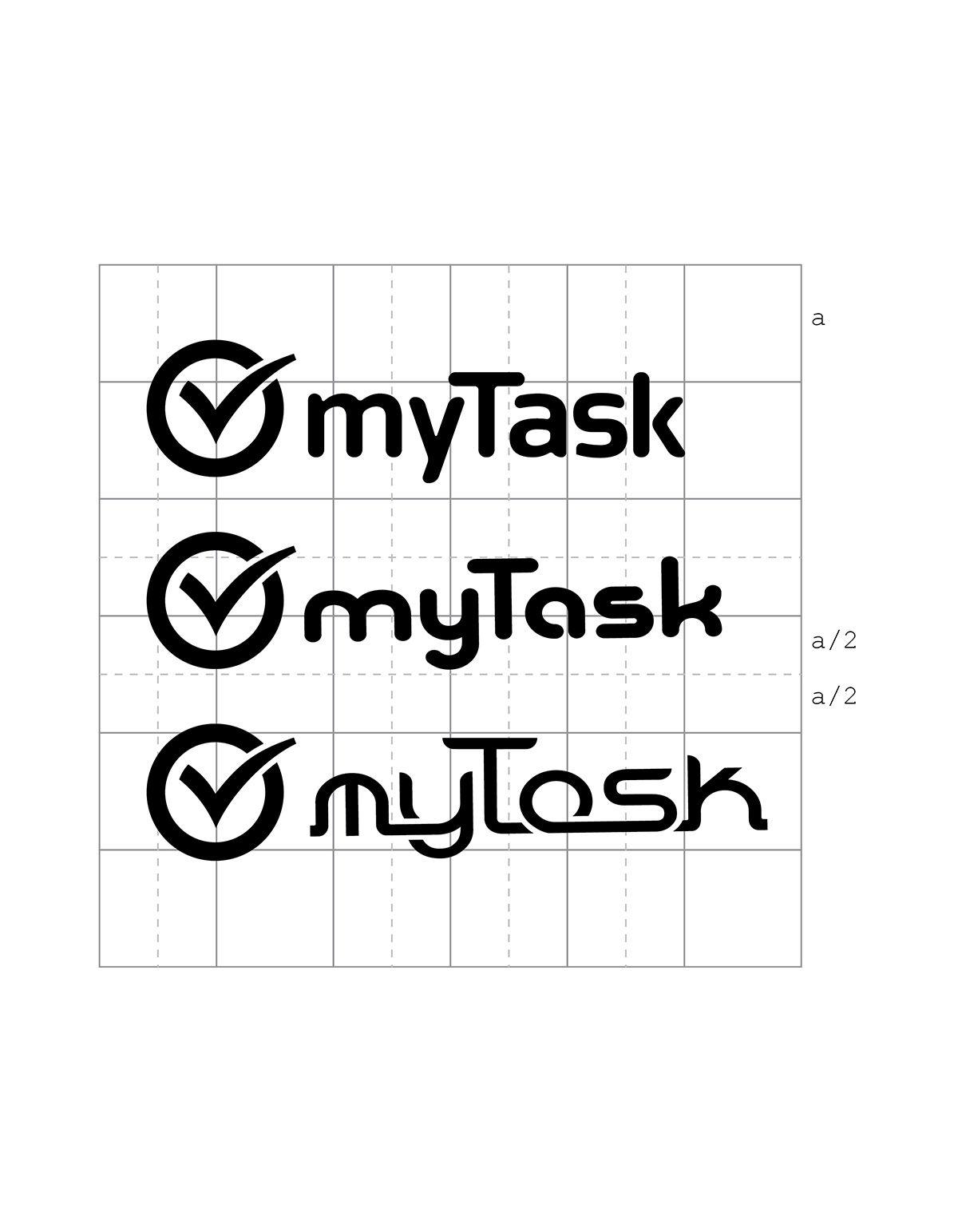 Доработка логотипа компании myTask - дизайнер vadimsoloviev
