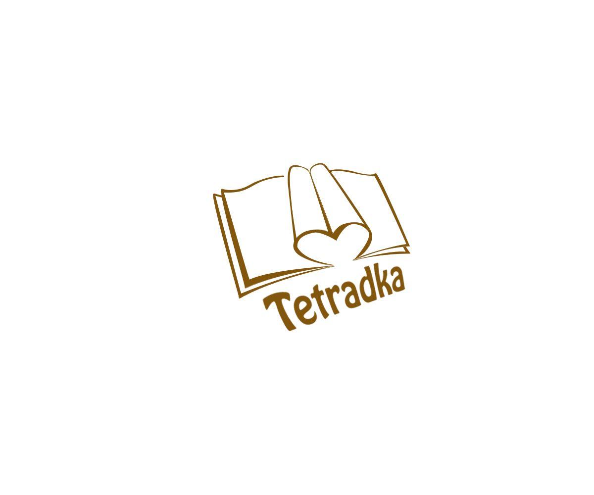 Логотип для образовательной сети tetradka.ru - дизайнер svq