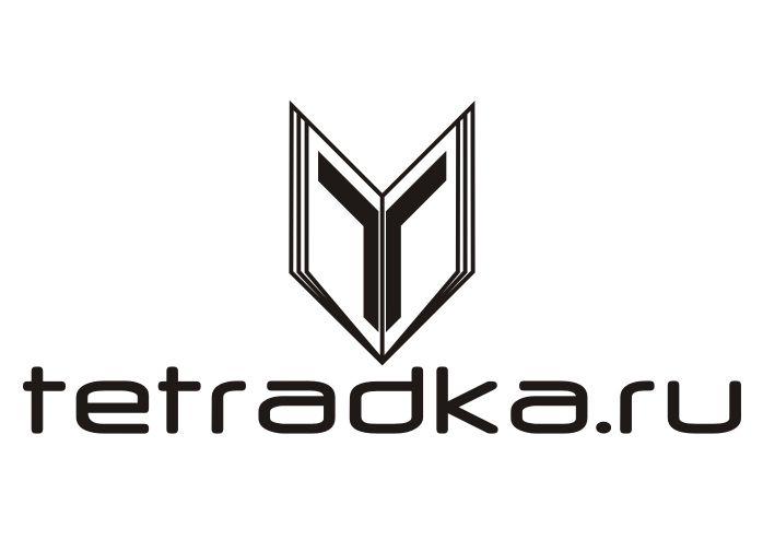 Логотип для образовательной сети tetradka.ru - дизайнер BeDmUr
