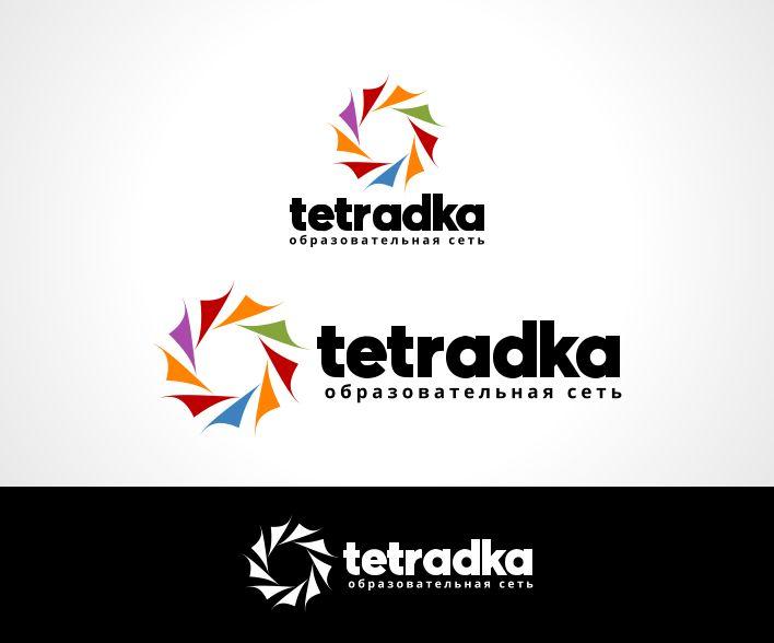 Логотип для образовательной сети tetradka.ru - дизайнер grotesk