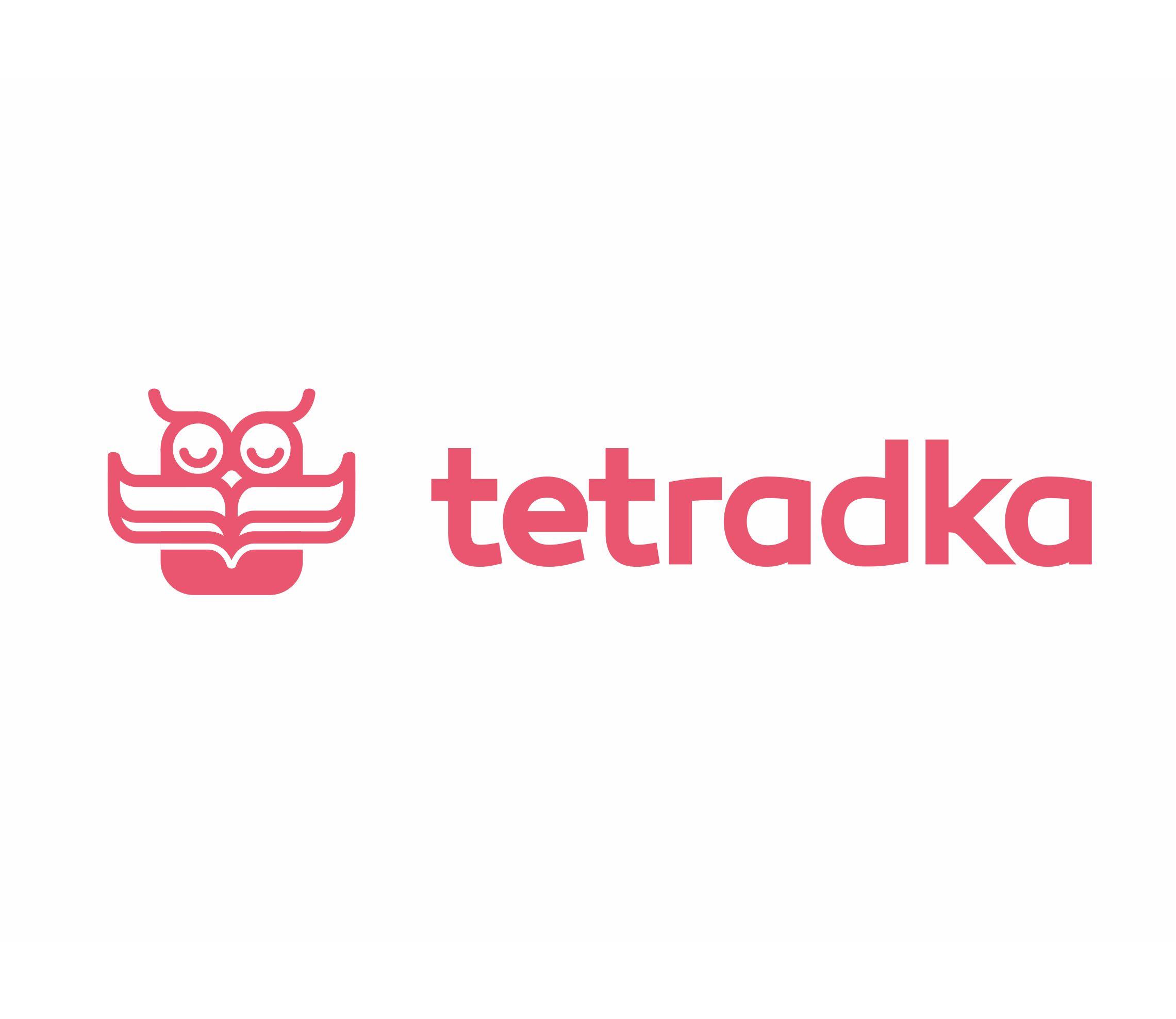 Логотип для образовательной сети tetradka.ru - дизайнер dub8