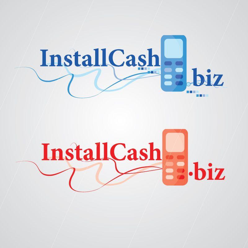 Логотип для партнерской программы InstallCash - дизайнер sapfir