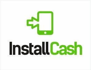 Логотип для партнерской программы InstallCash - дизайнер NIL555