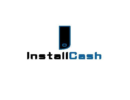 Логотип для партнерской программы InstallCash - дизайнер markosov