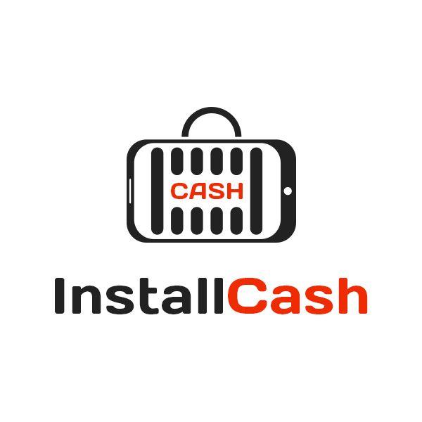 Логотип для партнерской программы InstallCash - дизайнер U7ART