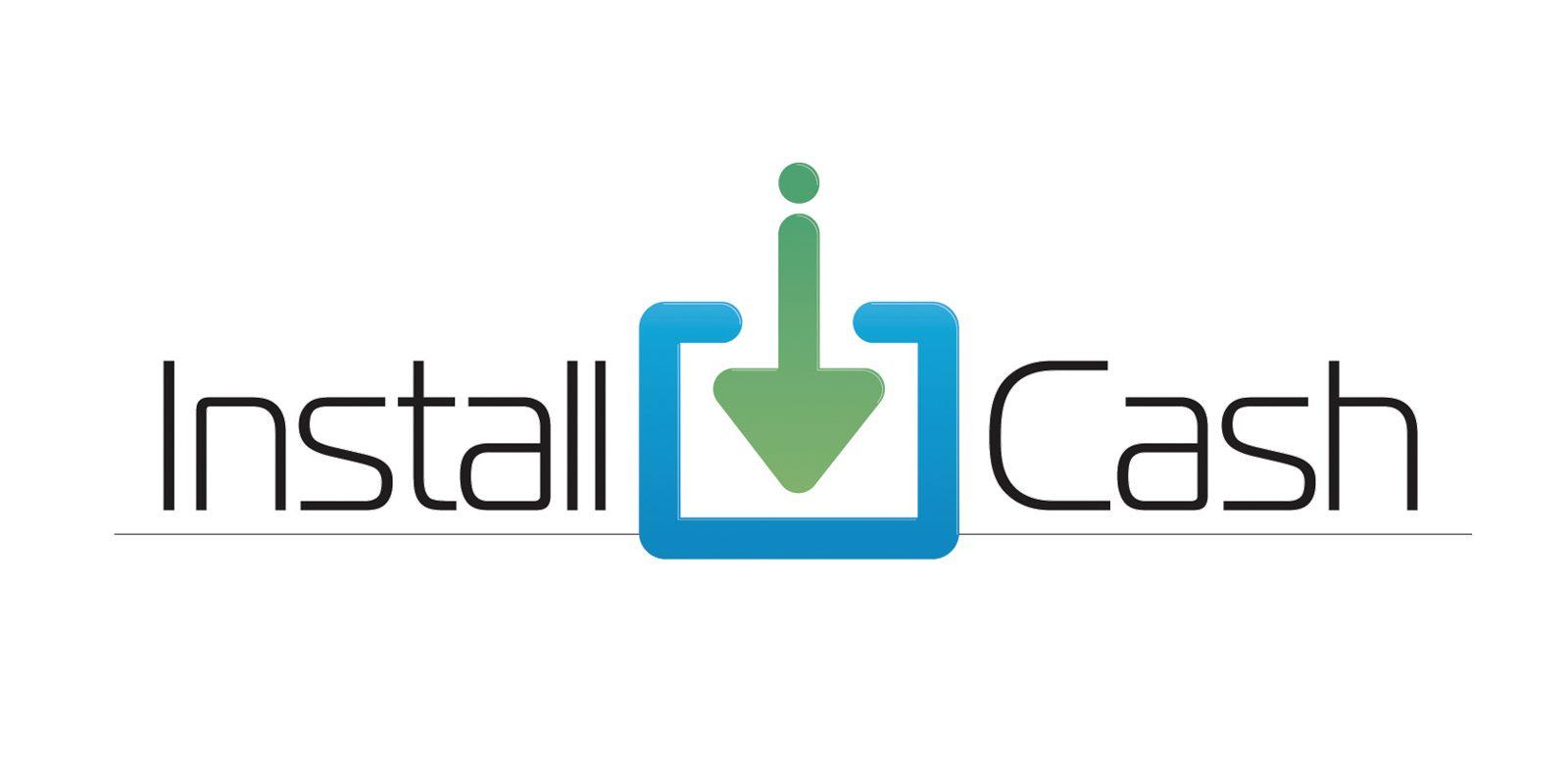Логотип для партнерской программы InstallCash - дизайнер Nataliya_Let