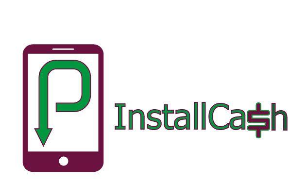 Логотип для партнерской программы InstallCash - дизайнер Buzunova