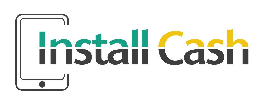 Логотип для партнерской программы InstallCash - дизайнер shuhratjon