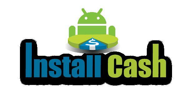 Логотип для партнерской программы InstallCash - дизайнер ubaid