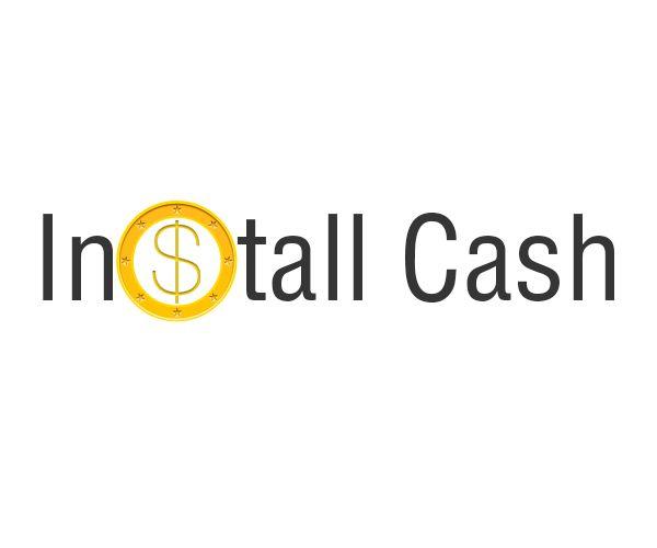 Логотип для партнерской программы InstallCash - дизайнер elena_ko26