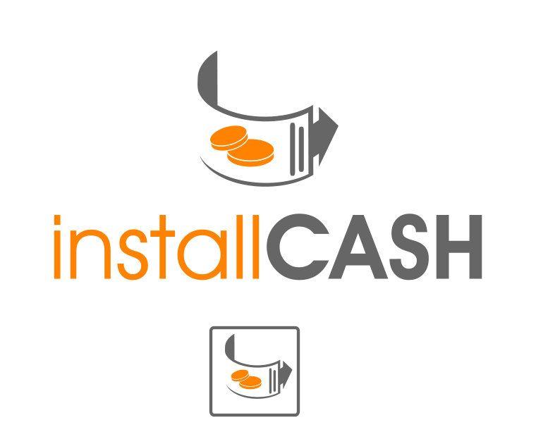 Логотип для партнерской программы InstallCash - дизайнер wmas