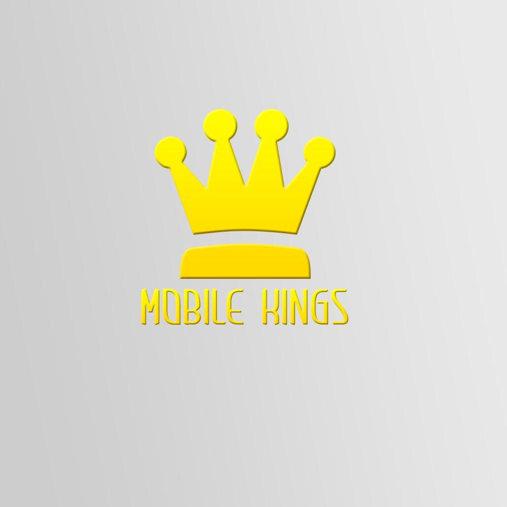 Логотип для партнерской программы MobileKings - дизайнер DinoMatTM