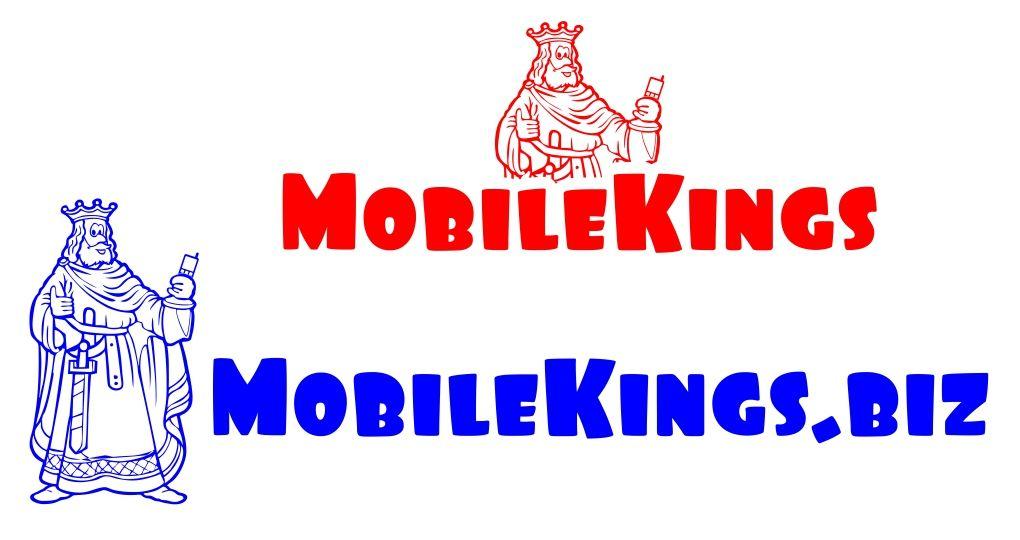 Логотип для партнерской программы MobileKings - дизайнер hsochi