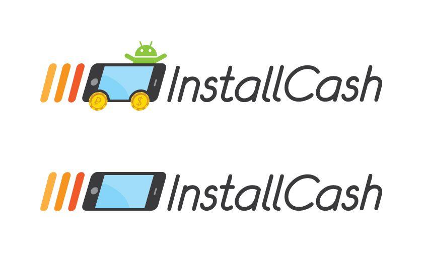 Логотип для партнерской программы InstallCash - дизайнер Liqor