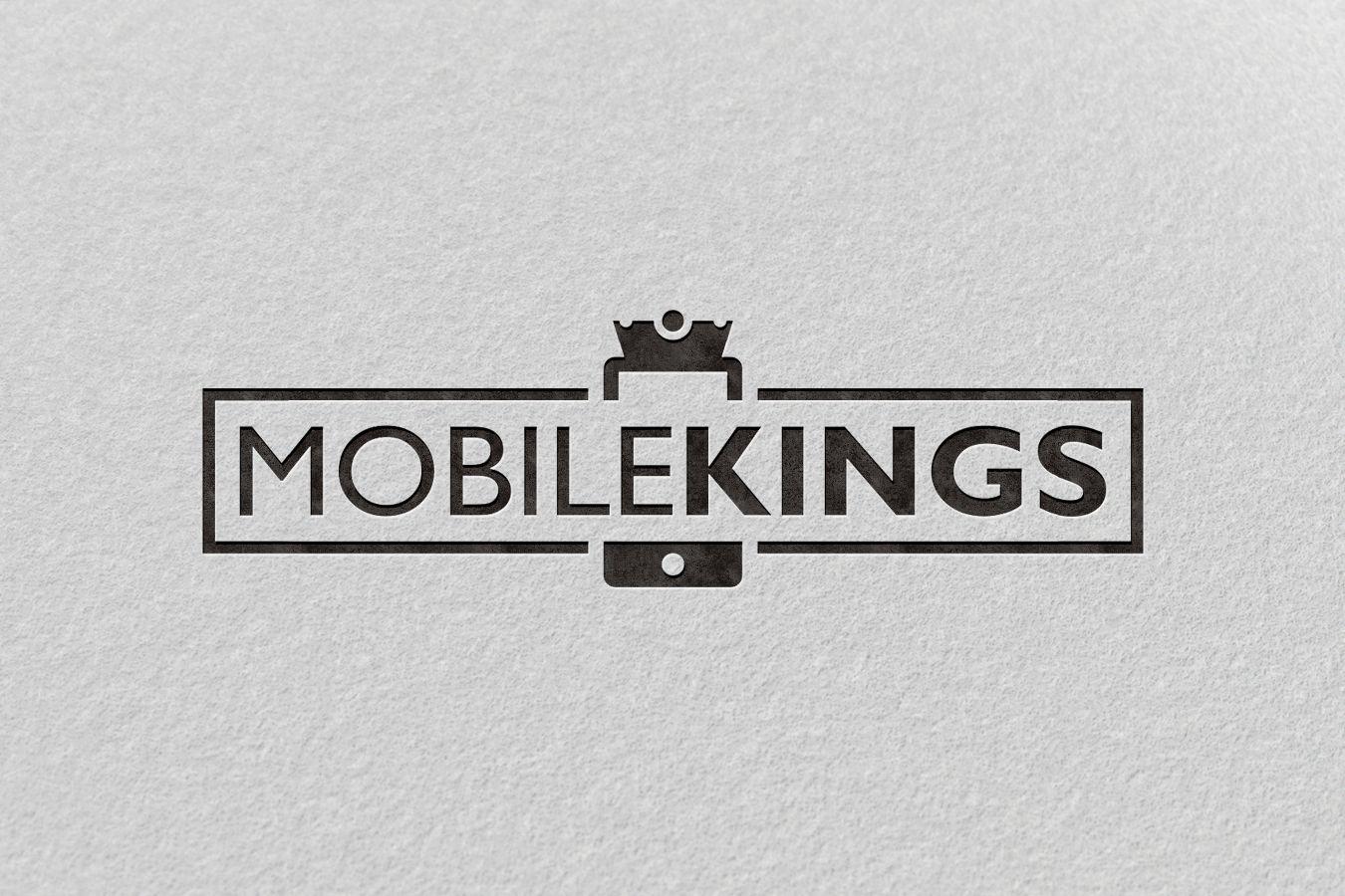 Логотип для партнерской программы MobileKings - дизайнер swito