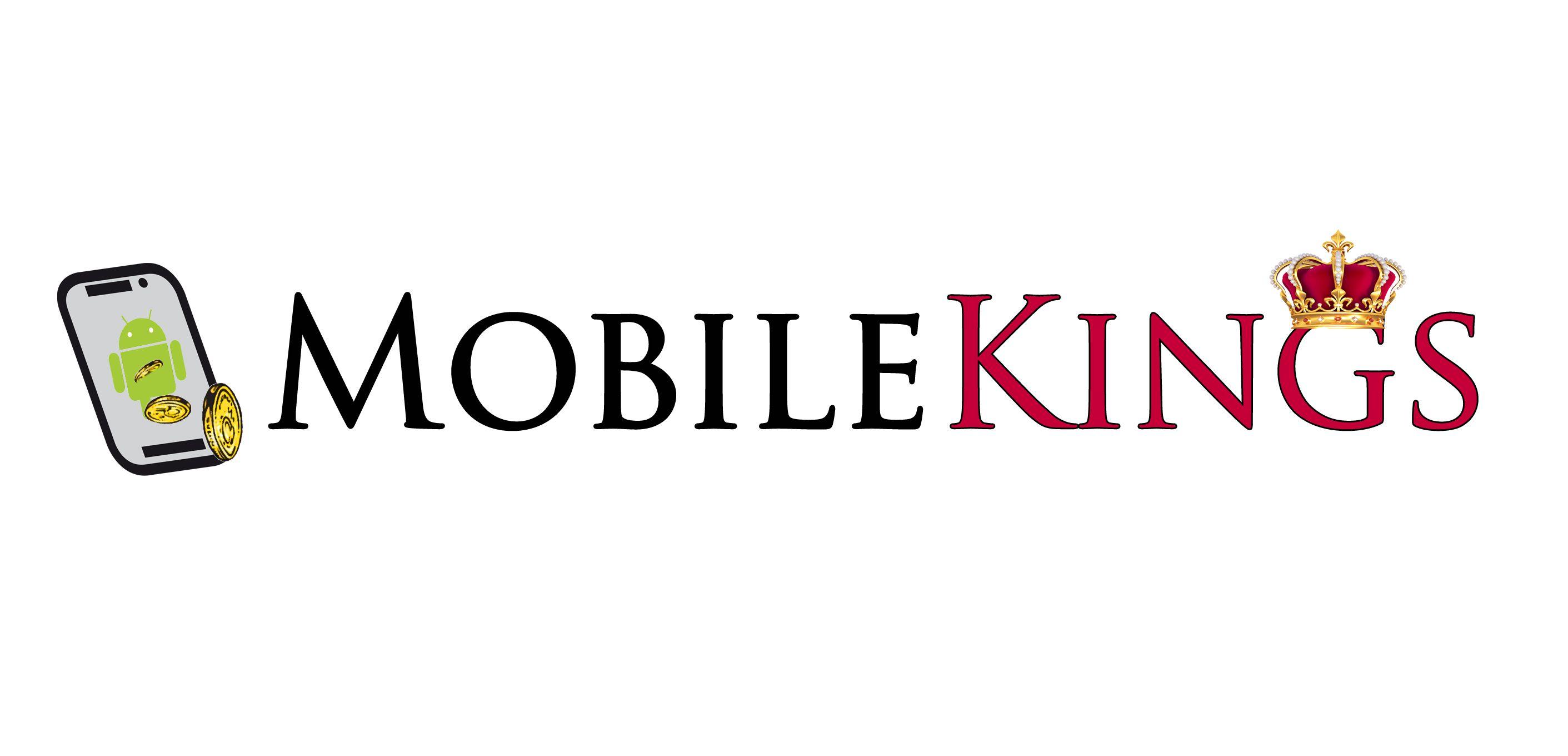 Логотип для партнерской программы MobileKings - дизайнер Irina-E