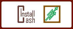 Логотип для партнерской программы InstallCash - дизайнер Fennics