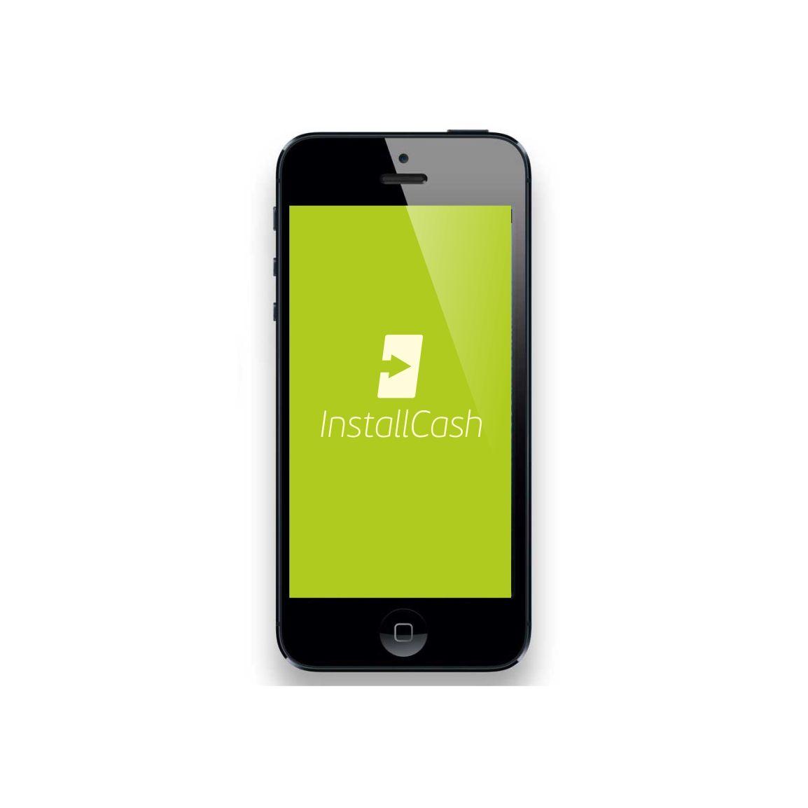 Логотип для партнерской программы InstallCash - дизайнер LavrentevVA