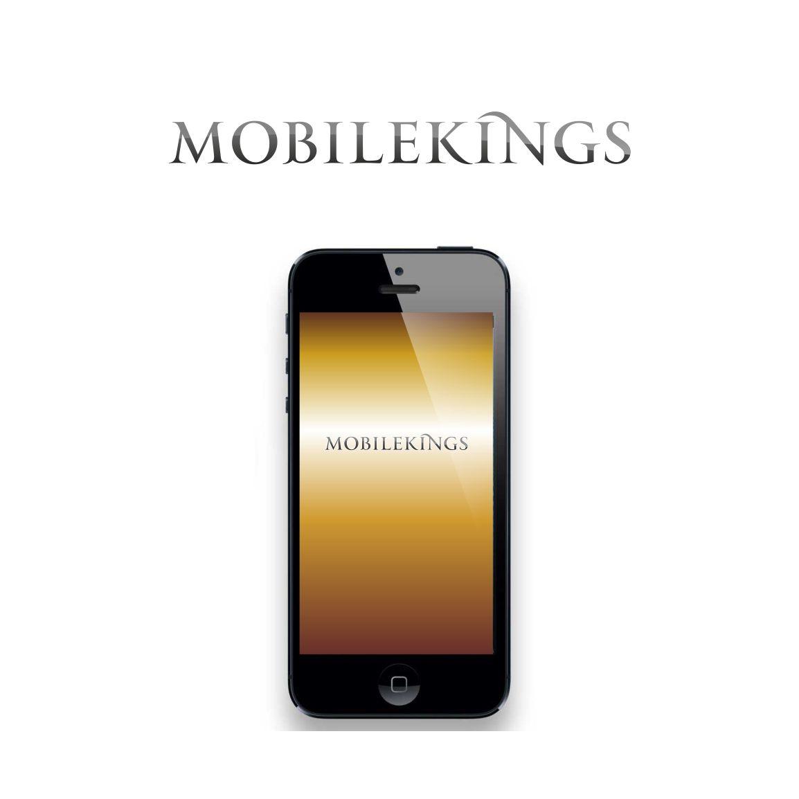 Логотип для партнерской программы MobileKings - дизайнер LavrentevVA