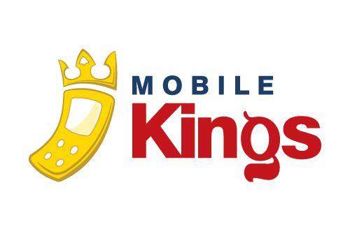 Логотип для партнерской программы MobileKings - дизайнер Deedro