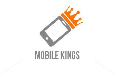 Логотип для партнерской программы MobileKings - дизайнер wolschebnik