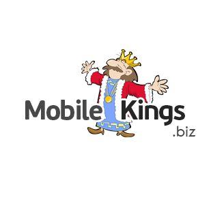 Логотип для партнерской программы MobileKings - дизайнер Iwebstyle1