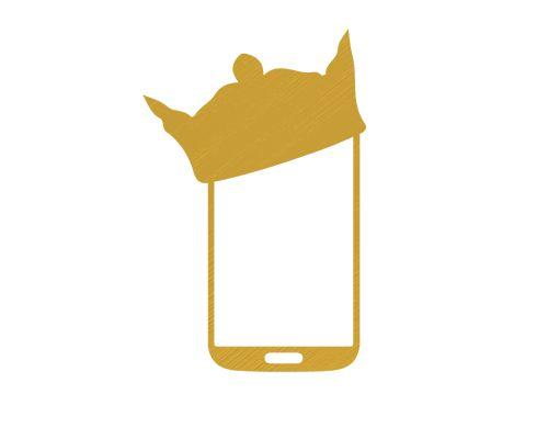 Логотип для партнерской программы MobileKings - дизайнер prostokash