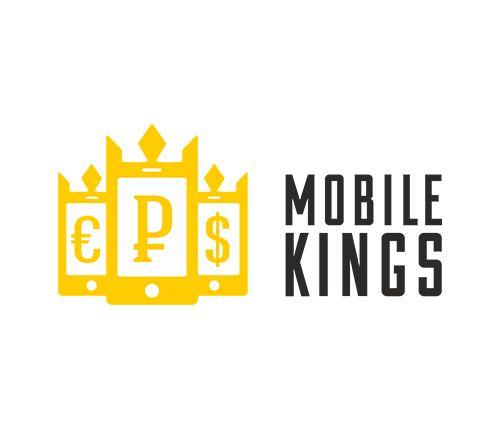 Логотип для партнерской программы MobileKings - дизайнер NIL555