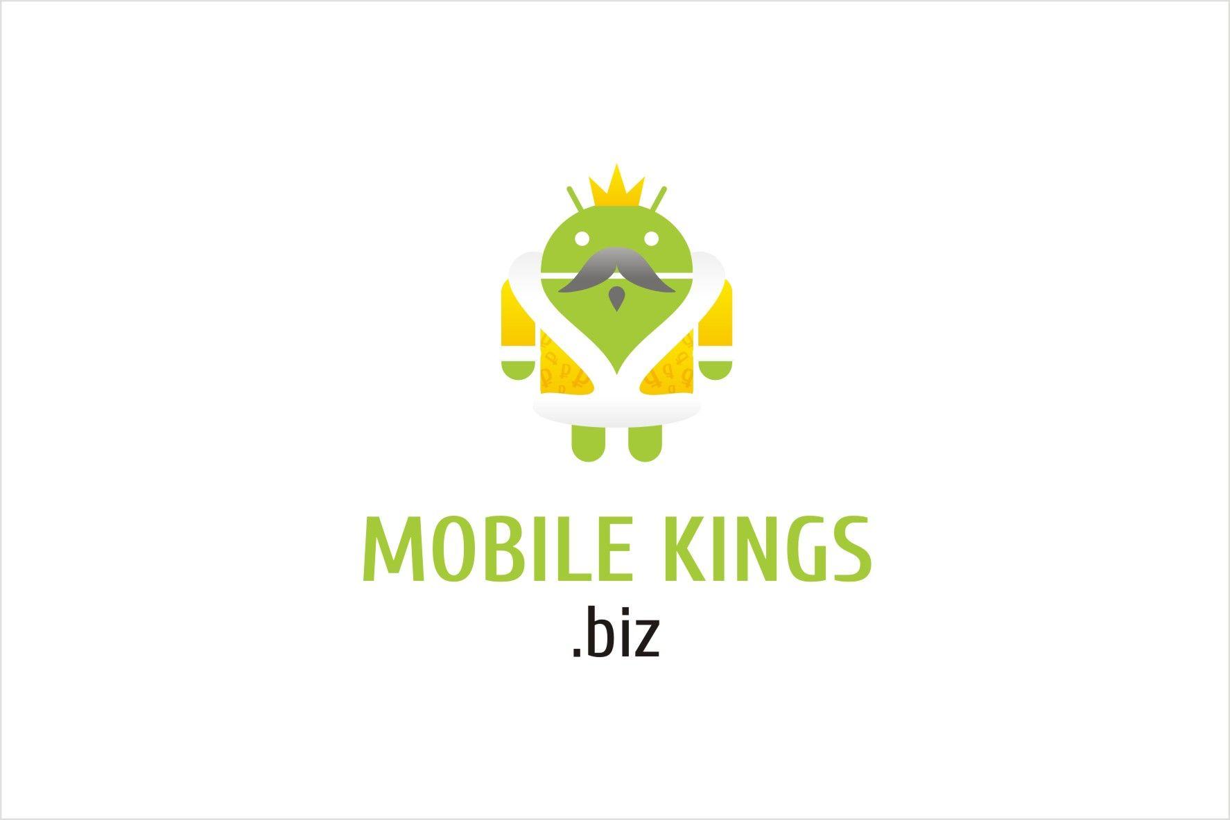 Логотип для партнерской программы MobileKings - дизайнер cool_idesign