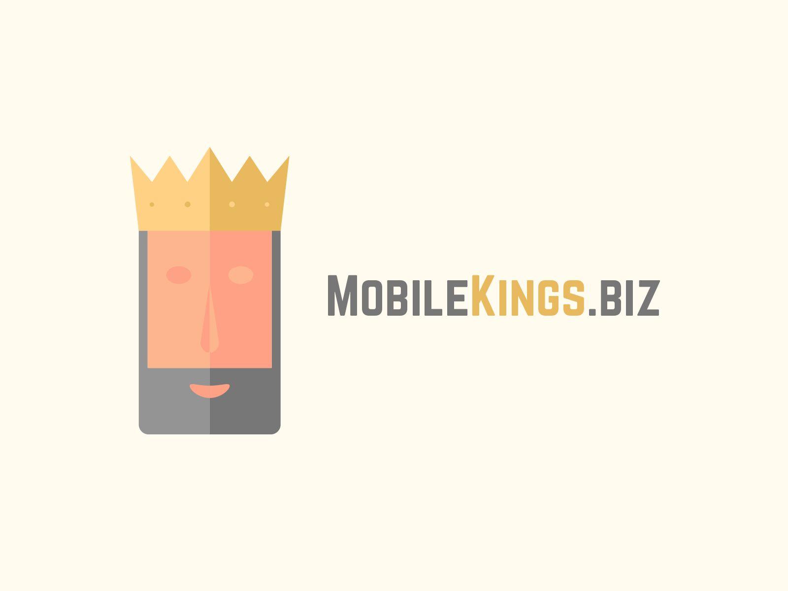 Логотип для партнерской программы MobileKings - дизайнер maker