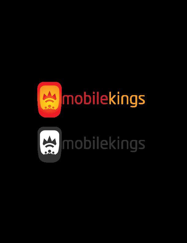 Логотип для партнерской программы MobileKings - дизайнер seriksx