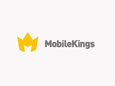 Логотип для партнерской программы MobileKings - дизайнер brandbrain