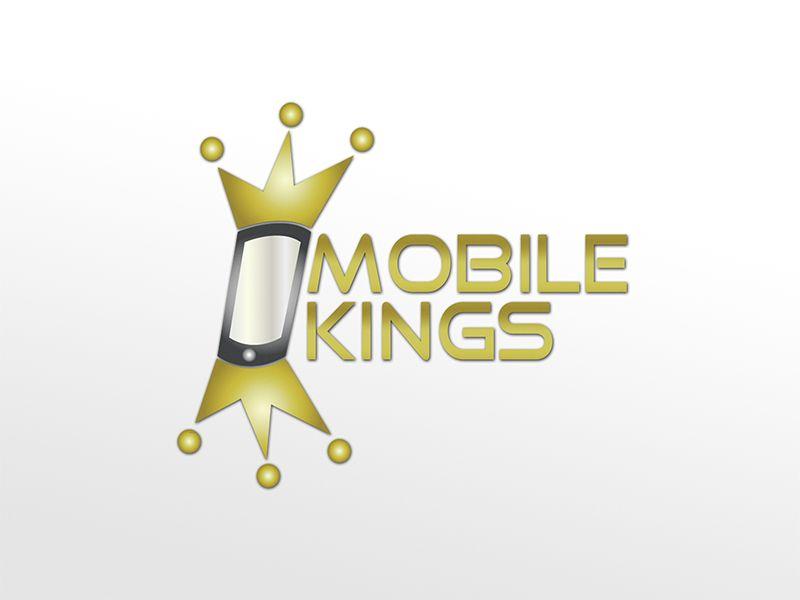 Логотип для партнерской программы MobileKings - дизайнер Andrewnight
