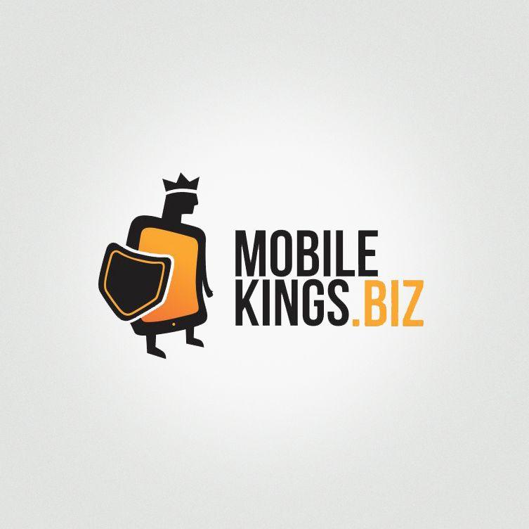 Логотип для партнерской программы MobileKings - дизайнер 2_doks