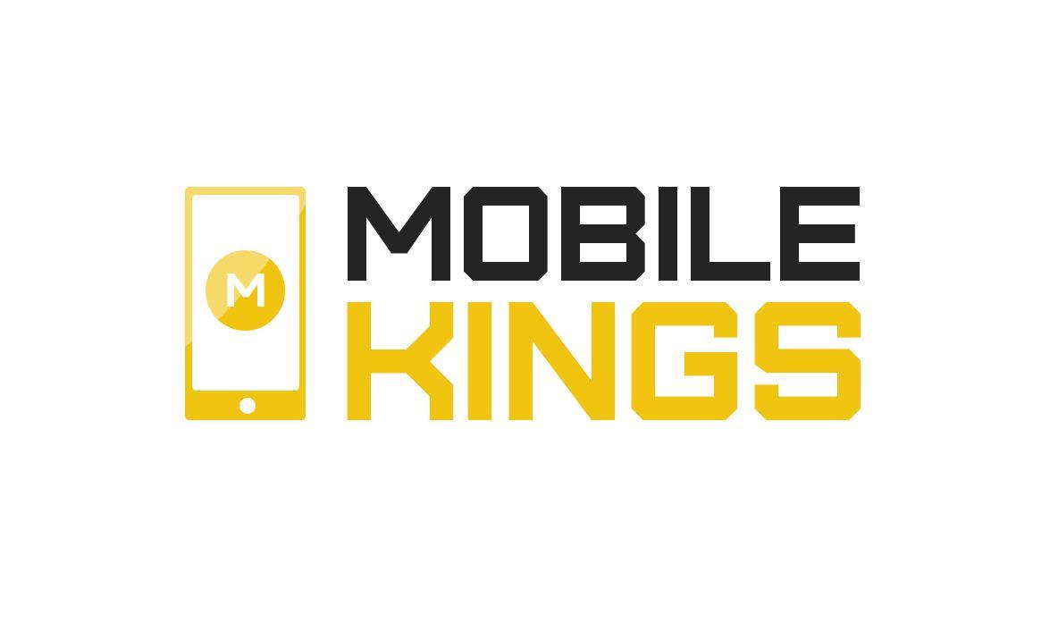 Логотип для партнерской программы MobileKings - дизайнер spy-reality