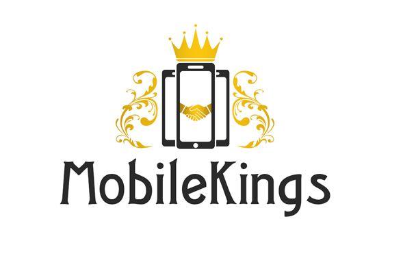 Логотип для партнерской программы MobileKings - дизайнер JesterKvester