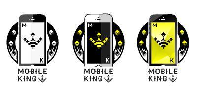Логотип для партнерской программы MobileKings - дизайнер Lasteffort